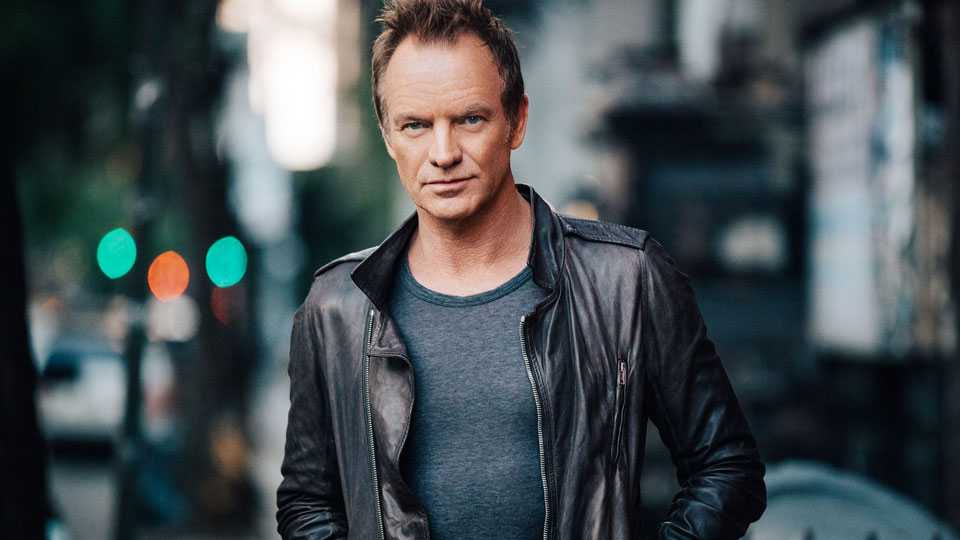 Sting LR - Sting - 57th & 9th (Album Review)