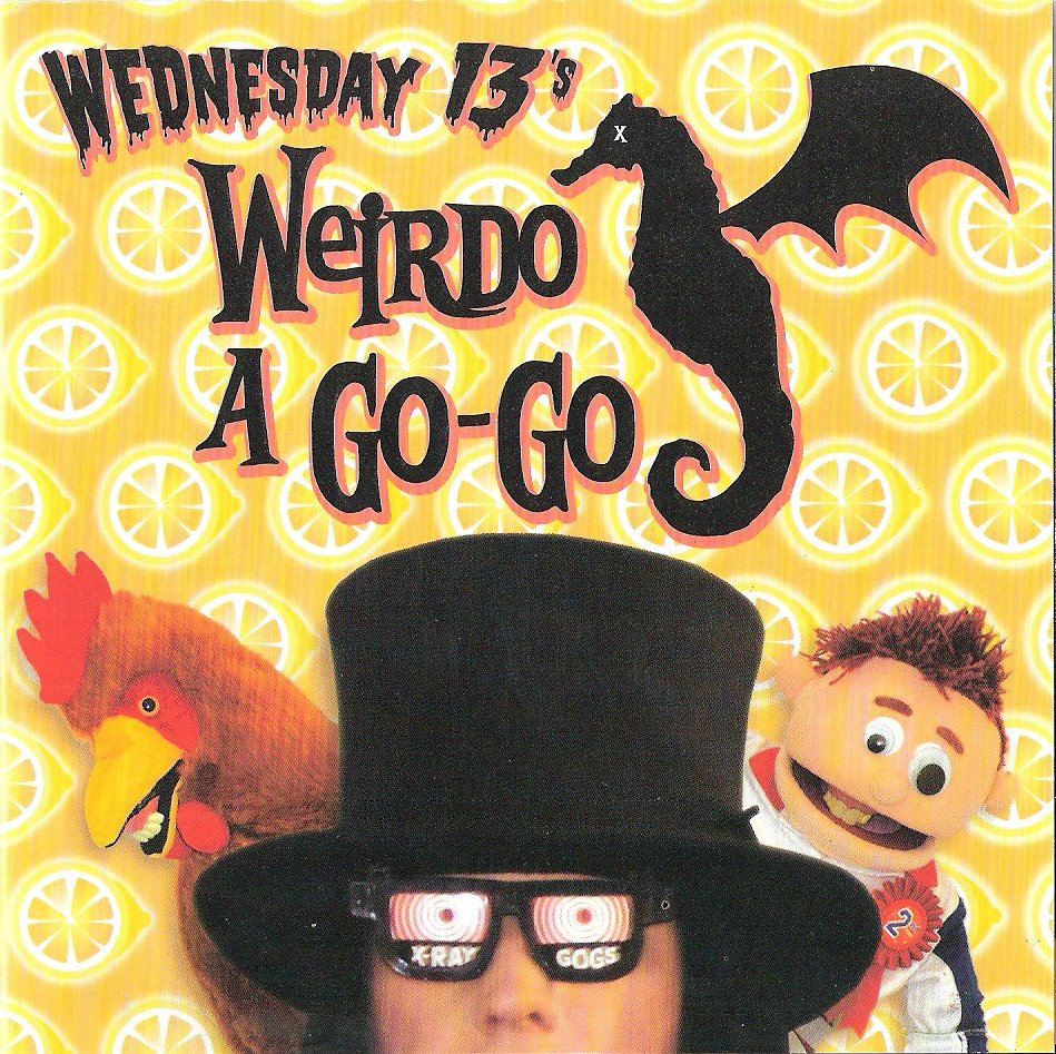 Weirdocover