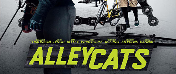 alleycats slide - Alleycats (Movie Review)