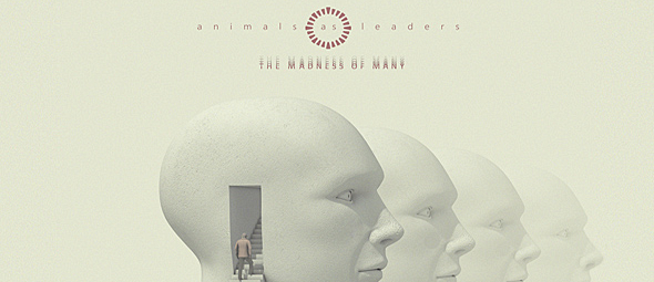 animals slide - Animals As Leaders - The Madness Of Many (Album Review)