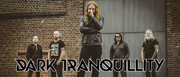 dark tranquillity slide - Dark Tranquillity - Swedish Melodeath Kings Remain Enthroned