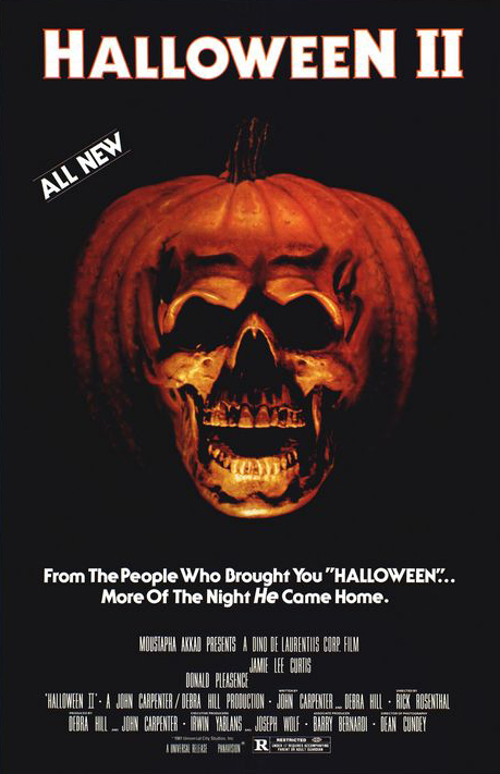 halloween ii - Trick Or Treating With Halloween II 35 Years Later