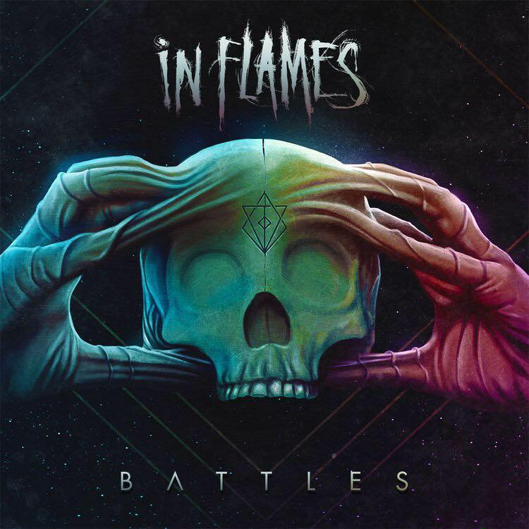 in flames album