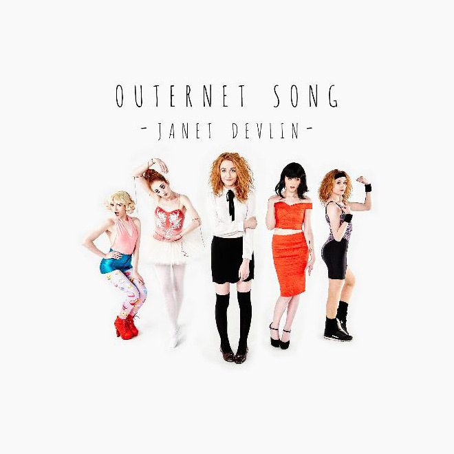 janet outer 2 - Interview - Janet Devlin Talks New Music