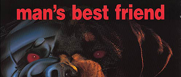 man friend big slide - This Week In Horror Movie History - Man's Best Friend (1993)