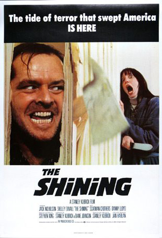 shining poster - Interview - Melissa Carbone