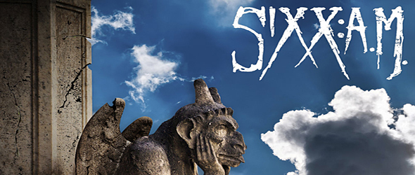 sixx am prayers edited 1 - Sixx: A.M. - Prayers for the Blessed, Vol. 2 (Album Review)