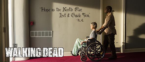 the walking dead king slide - The Walking Dead - The Well (Season 7/ Episode 2 Review)