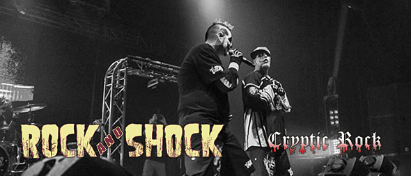 twiztid slide - Rock and Shock Goes Out Swinging Day 3 Worcester, MA 10-16-16