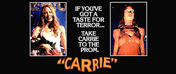 Carrie 2016 slide - Carrie - No One Is Laughing 40 Years Later