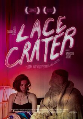 Lace Crater poster - Interview - Chase Williamson