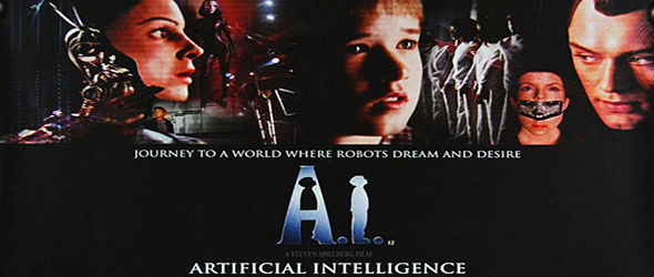 ai quad edited 1 - A.I. Artificial Intelligence - Steven Spielberg's Masterpiece 15 Years Later