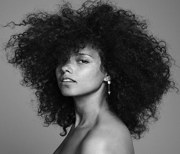 alicia keys here - Alicia Keys - Here (Album Review)