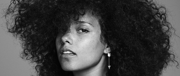 alicia slide - Alicia Keys - Here (Album Review)