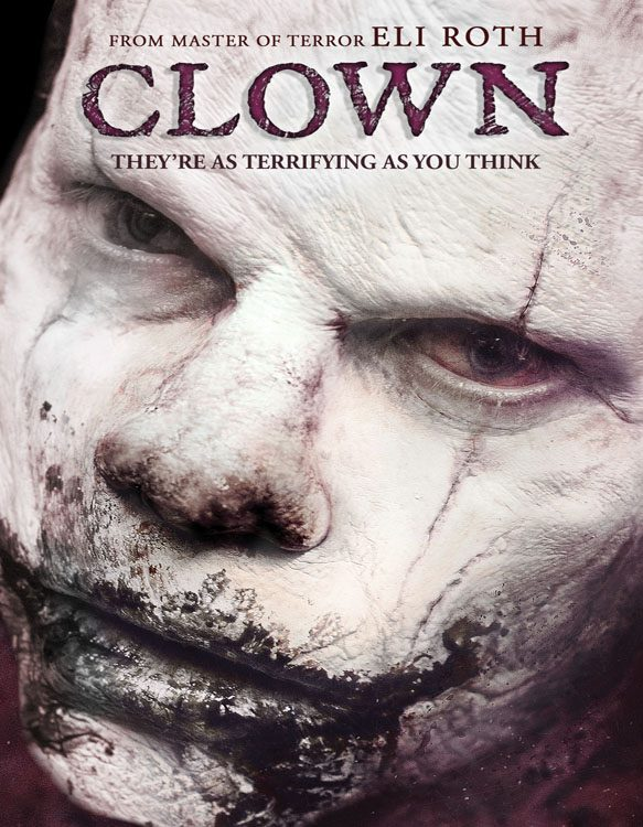 clown 1 - CrypticRock Presents: Top 10 Horror Films of 2016