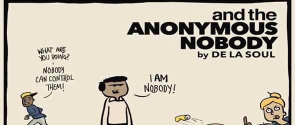 de la soul slide - De La Soul - and the Anonymous Nobody... (Album Review)