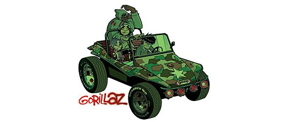 gorillaz slide - Gorillaz - Their Eponymous Debut 15 Years Later