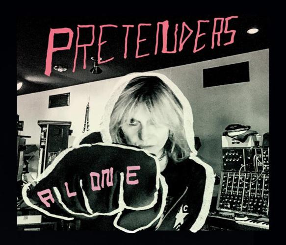 holding album 5676 432 abc 640x640 - The Pretenders - Alone (Album Review)