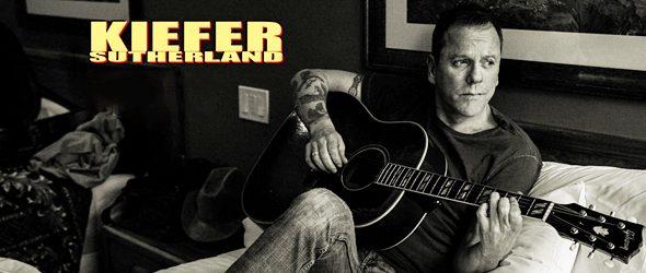 kiefer slide 2 - Kiefer Sutherland - The Power of Artistic Expression