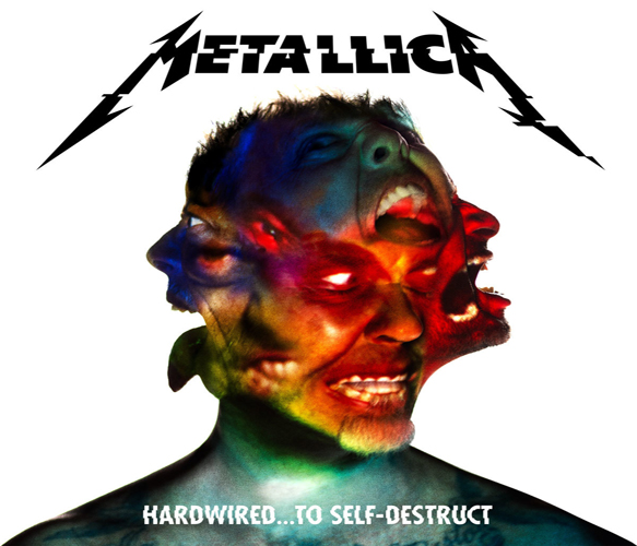 metallica album - Metallica - Hardwired...to Self-Destruct (Album Review)