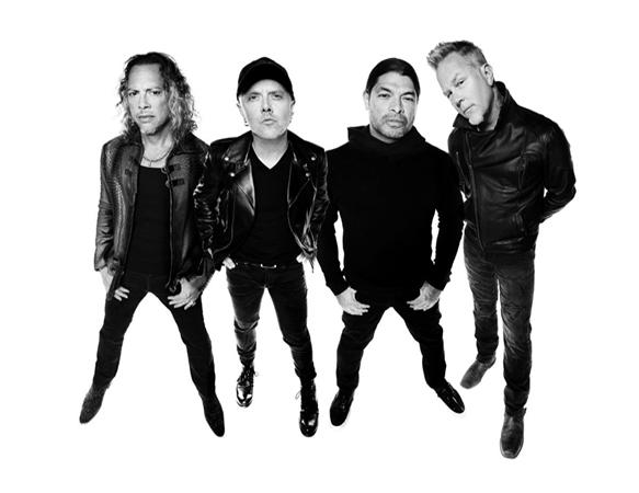 metallica promo - Metallica - Hardwired...to Self-Destruct (Album Review)