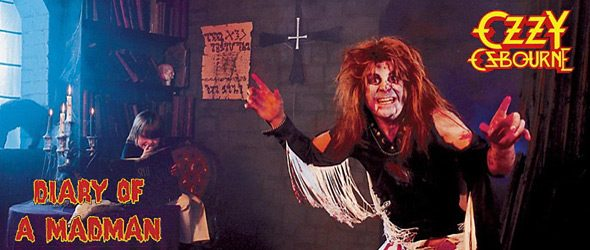 ozzy diary slide - Ozzy Osbourne's Diary Of A Madman - Wreaking Havoc 35 Years Later