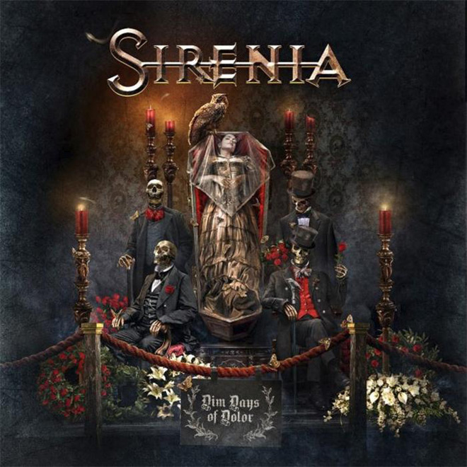 sirenia dim - Sirenia - Dim Days of Dolor (Album Review)