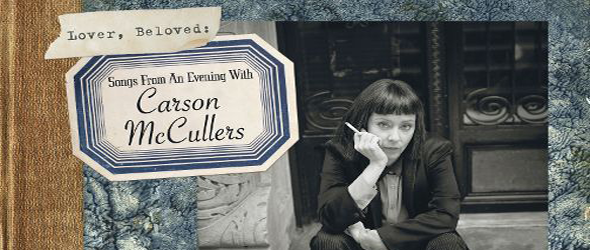 vega slide - Suzanne Vega – Lover, Beloved: Songs from an Evening with Carson McCullers (Album Review)