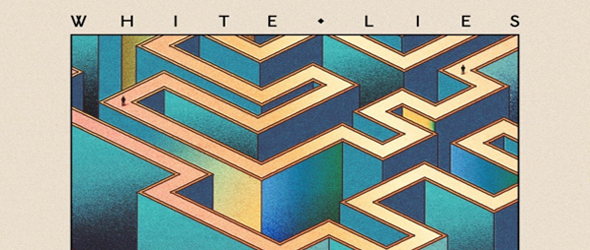 white lies slide - White Lies - Friends (Album Review)