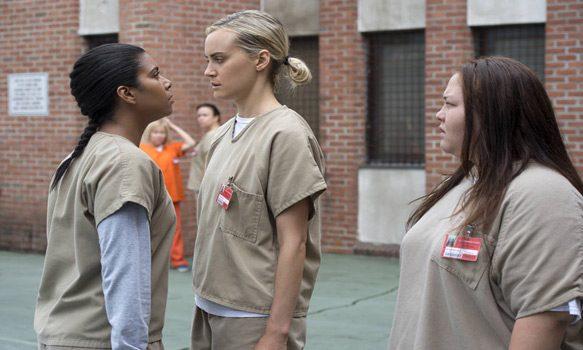Jessica Pimental in Orange is the New Black