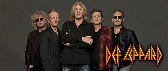 def leppard slide 2017 interview - Interview - Phil Collen of Def Leppard
