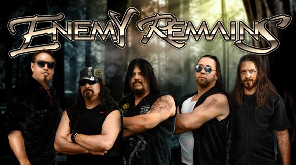 enemy remains promo - Enemy Remains - No Faith in Humanity (Album Review)