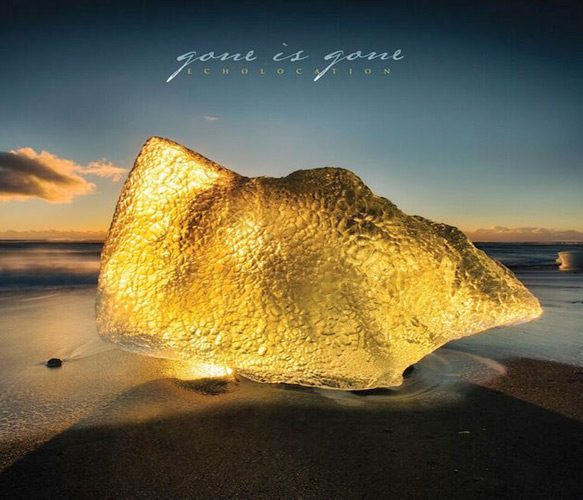 gone is gone album cover - Gone Is Gone - Echolocation (Album Review)