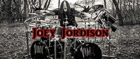 joey slide - Interview - Joey Jordison