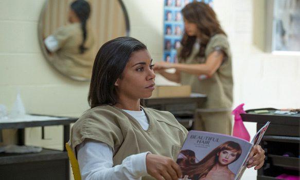 Jessica Pimentel as Maria Ruiz in Orange Is The New Black
