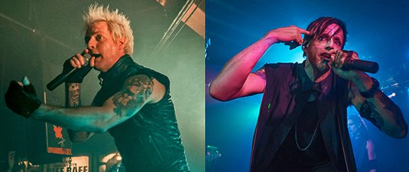 powerman new size - Orgy & Powerman 5000 Stun Amityville, NY 1-13-17 w/ Knee High Fox & Death Valley High