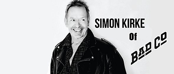 simon slide interview - Interview - Simon Kirke of Bad Company