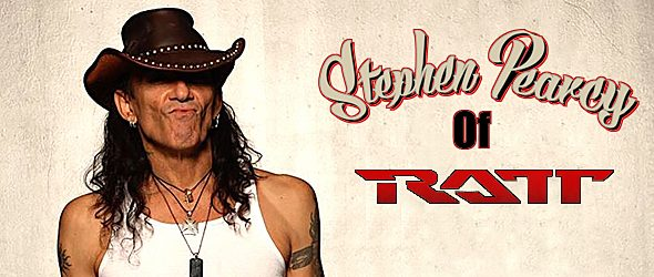 stephen slide - Interview - Stephen Pearcy of Ratt