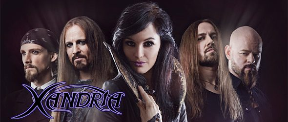 xandria 2017 interview slide - Interview - Dianne van Giersbergen of Xandria