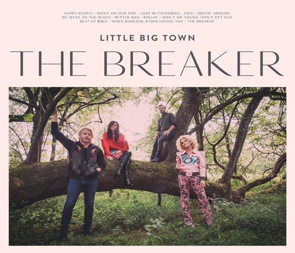 LBTTheBreakerAlbumCover - Little Big Town - The Breaker (Album Review)