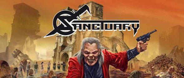 SANCTUARY slide - Sanctuary - Inception (Album Review)
