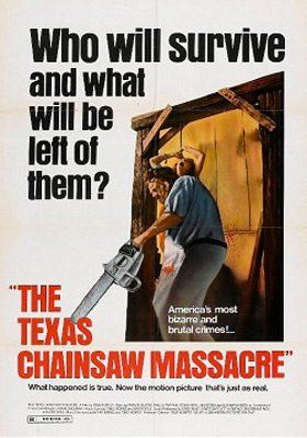 The Texas Chain Saw Massacre 1974 theatrical poster - Interview - Julia Ducournau