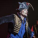 Adam Ant: The King Of The Wild Frontier Amazes Rialto Theatre Tucson, AZ 2-11-17