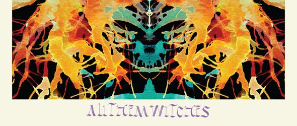 all them witches slide - All Them Witches - Sleeping Through The War (Album Review)