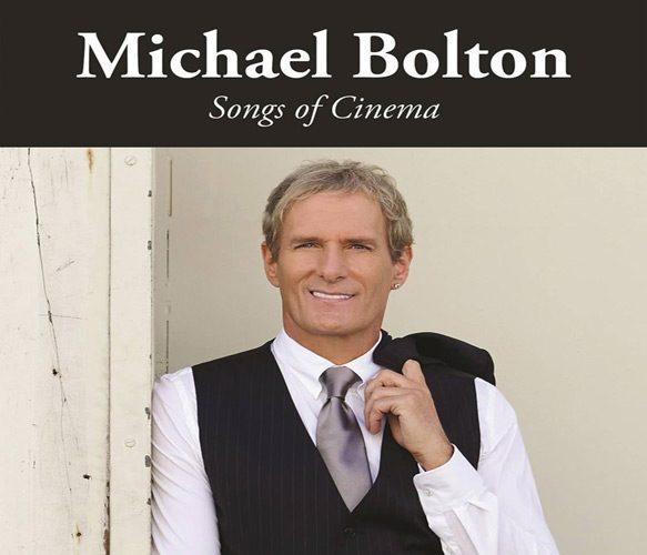 michael bolton album cover - Michael Bolton - Songs of Cinema (Album Review)