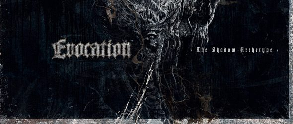 Evocation   The Shadow Archetype slide - Evocation - The Shadow Archetype (Album Review)