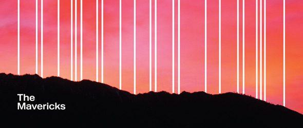 Mavericks slide - The Mavericks - Brand New Day (Album Review)
