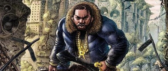 Raekwon 2017 slide - Raekwon - The Wild (Album Review)
