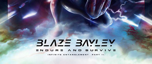 blaze slide 2017 - Blaze Bayley - Endure and Survive (Album Review)