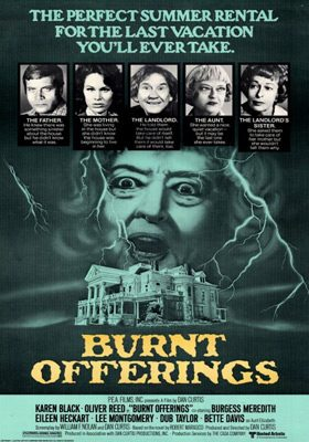 burntofferings poster - Interview - Emily Estefan